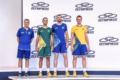 Teoria do Big Bang inspira novo uniforme da seleção brasileira de vôlei