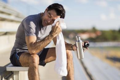 O prazer de suar a camisa