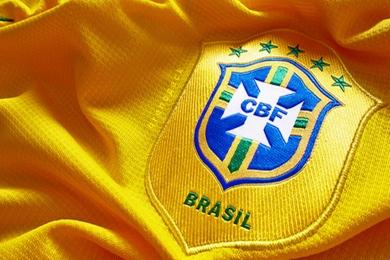 As camisas que já foram vestidas pela Seleção Canarinho