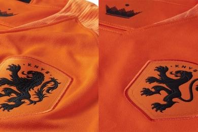 Seleção feminina da Holanda adota leoa no escudo permanentemente
