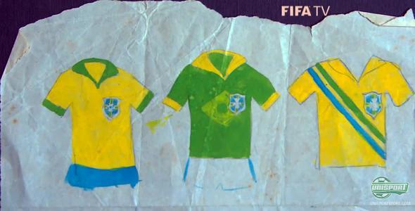 O criador da camisa canarinho - RibSilk - A Verdadeira Camiseta ... 710d604979410